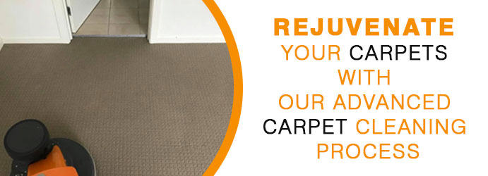 Expert Carpet Cleaning in Melbourne